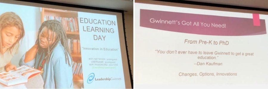 Leadership Gwinnett Education Day